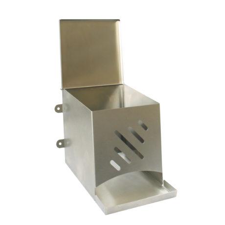 Dispenser rustfritt staaal apen