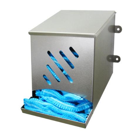 Dispenser rustfritt staaal hetter