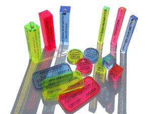 Detekterbare testprodukter