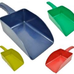 rektangulær plastskje detekterbar