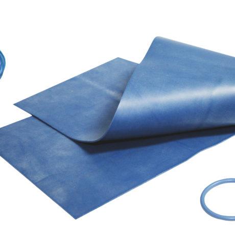 Gummiduker og pakninger detekterbare