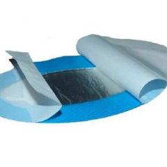detekterbare hydrogel plaster brannsår