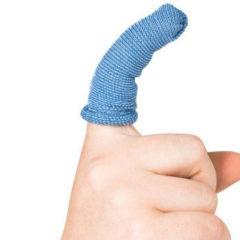 Tubebandasje Finger-bob Large detekterbar