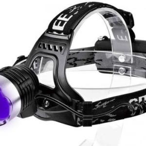 Hodelykt UV 4W LED