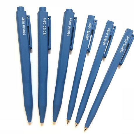 Serienummererte penner